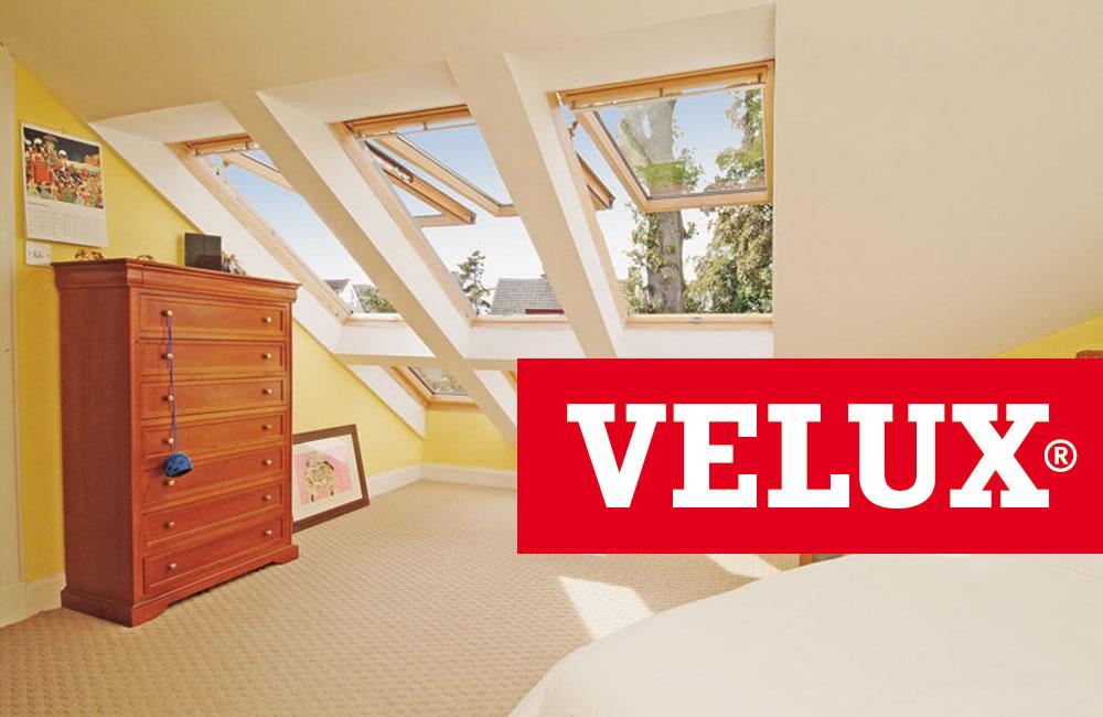 fenêtres de toit Velux®