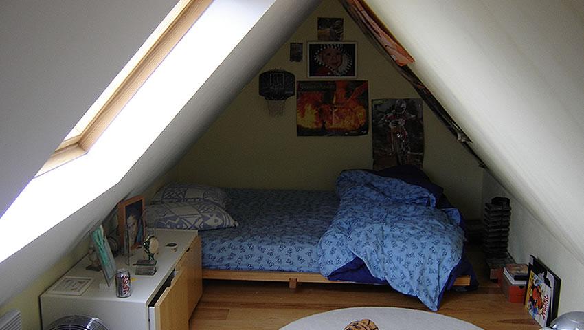 r alisation de souza combles chambre de souza combles. Black Bedroom Furniture Sets. Home Design Ideas