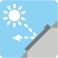 Fenêtre de toit Velux® : La bonne température en été