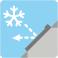 Fenêtre de toit Velux® : Isolation thermique en hiver